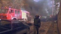 انفجار خودرو بمبگذاری شده در بازاری شلوغ در شمال سوریه دهها کشته داد