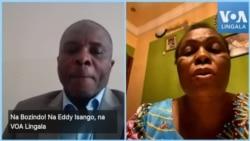 Moyi RDC Julienne Lusenge kati na basi ba mpiko na molongo [TOTOLA]