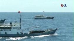 Tàu Trung Quốc tấn công làm chìm tàu của ngư dân Việt