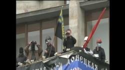 烏克蘭警察從親俄份子手里奪回市政廳
