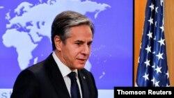 آنتونی بلینکن، وزیر خارجه ایالات متحده آمریکا