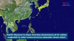 Pasifik Okyanusu'na Düşen ABD Uçağının Mürettebatı Aranıyor