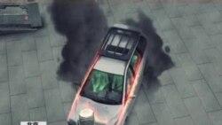 VOA连线:天安门汽车爆炸,维汉关系受瞩目