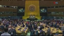 El presidente Biden se dirige a la 76ª Asamblea General de la ONU