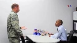 Amerikada orduya niyə qoşulurlar?