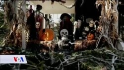 Virginija: U dvorištu majstora za Noć vještica