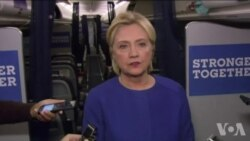美国两党总统候选人敦促调查纽约爆炸事件