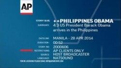Philippines Obama