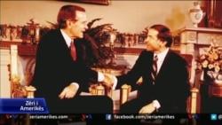 Kujtimet e Joe DioGuardit për presidentin Bush