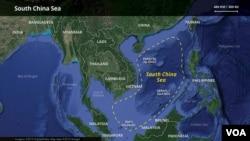 Biển Đông (tên tiếng Anh: South China Sea) là nơi nhiều nước tranh chấp chủ quyền