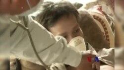 防治肺结核方面的进展和挫折