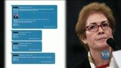 Парнас передав Конгресу свою переписку, яку він вів у контексті українських справ у 2019 році. Відео