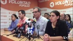 Oposición venezolana reacciona ante la tragedia del naufragio en Curazao