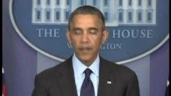 奥巴马:美国人民拒绝被恐吓