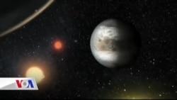 NASA: '9 Gezegen Yaşama Elverişli Mesafede'