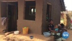 Nampula/ Moçambique: Deslocados vão ter Natal difícil