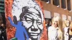 看天下: 南非人为曼德拉庆生