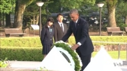 President Obama Makes History, Confronts the Past at Hiroshima