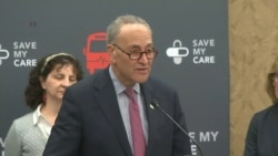 Schumer: Wealthy Are 'Only Winners' of AHCA