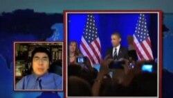 时事大家谈:奥巴马的全球地位果真式微?