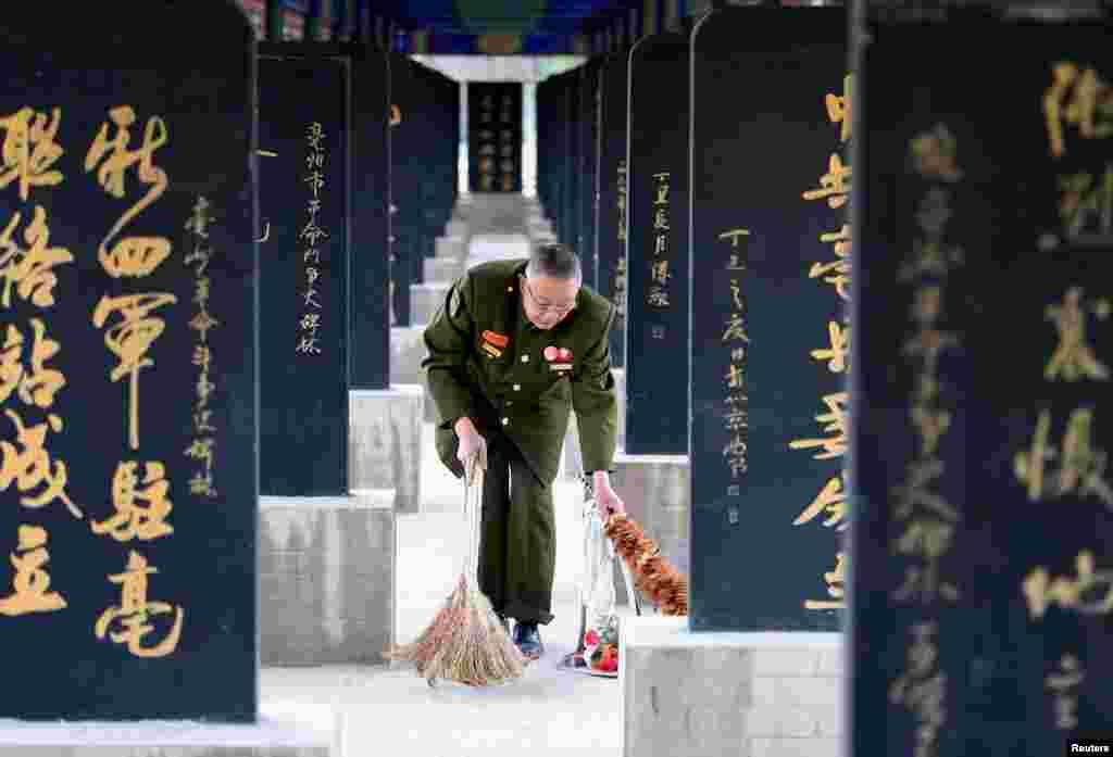 Çində Tsinqmin festivalına hazırlıqlar