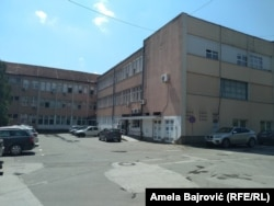 General hospital in Novi Pazar was rearranged into COVID hospital due to increased number of patients with coronavirus.