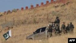 فائرنگ کا واقعہ منگل کو اس وقت پیش آیا جب سکیورٹی اہلکار 'ماڑی پیٹرولیم' کیسروے ٹیم کی سکیورٹی پر مامور تھے۔(فائل فوٹو)