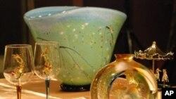 近兩年台灣玻璃產業走向藝術﹑文化創意方向發展。