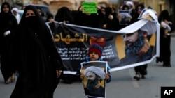 اکثر شرکت کنندگان مظاهرات روز یک شنبه در بحرین، شیعیان مخالف حکومت بودند.