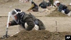 از دسمبر ۲۰۱۶ تا حال، بیش از ۲۳۱ کیلومتر مربع ساحه در افغانستان از تهدید ماین پاک ساخته شده است
