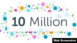 10 milyonuncu sakin doğulub