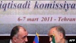 Azərbaycan xarici işlər naziri İranda səfərdədir