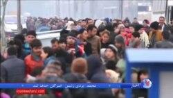 بلاتکلیفی ۲۲ هزار پناهجو در یونان