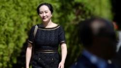 Alta ejecutiva de empresa china resuelve caso legal en EE.UU.