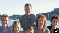Heidi Kuhn s obitelji