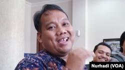 Nicko Herlambang, Kabag Pembangunan Setda PPU. (Foto:VOA/ Nurhadi)