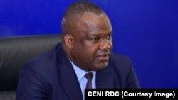 Corneille Nangaa, président de la Commission électorale nationale indépendante (Céni) de la République démocratique du Congo, Kinshasa, 12 décembre 2018. (Céni RDC)