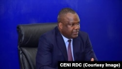 Corneille Nangaa ni we prezida wa komisiyo y'amatora muri Kongo