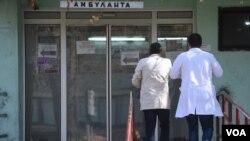 Infektivna klinika Disease clinic Skopje coronavirus koronavirs Инфективна 6