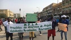 Manifestação em Benguela 2:11