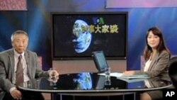 中国经济问题专家,时事评论员罗小朋