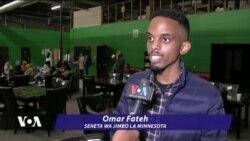 Mmarekani mwenye asili ya Afrika ashinda uchaguzi Minnesota