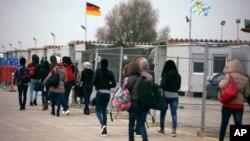 آلمان گفته بود، پناهجویان مرتکب به اعمال جنایی را به کشور هایشان برگشت می دهد.