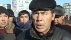 تظاهرات اعتراضی مردم قزاقستان به خون کشيده شد