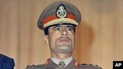Moamer Gadafi u Kairu 1970.