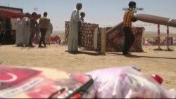 'Irak'ta İnsani Kriz Büyüyor'