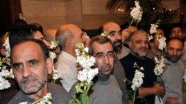 Oslobodjeni iranski taoci