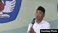 Muhadjir Effendy. (Foto: Kemendibud)