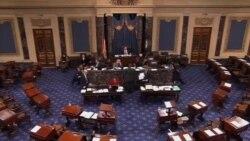 رایگیری سنا برای بررسی توافق اتمی با ایران به تعویق افتاد