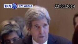 Mỹ nói Tổng thống Assad không có vai trò trong chính phủ chuyển tiếp (VOA60)